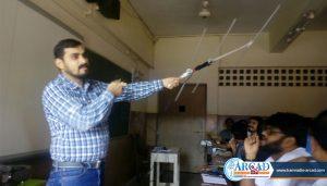 Antenna, directs radio waves, Aerial, receiver. transmitter, Antenna Workshop, Mumbai, ARCAD