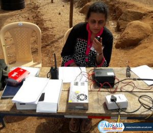 Introduction, communication, Amateur Radio, Walkie-Talkie, Frequency, disaster, Rescue work, Mumbai, ARCAD