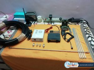 RIG, Buying, QSO, license, Call Sign , communication, India, Coax cable